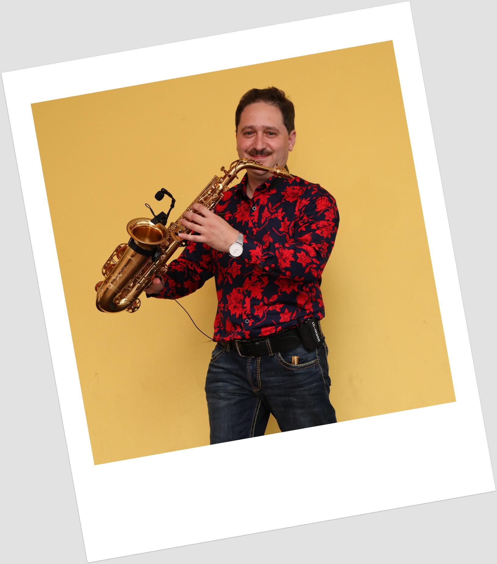 Saxophon -