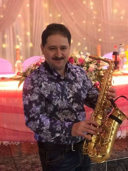 Saxophonmusik für besondere Momente -