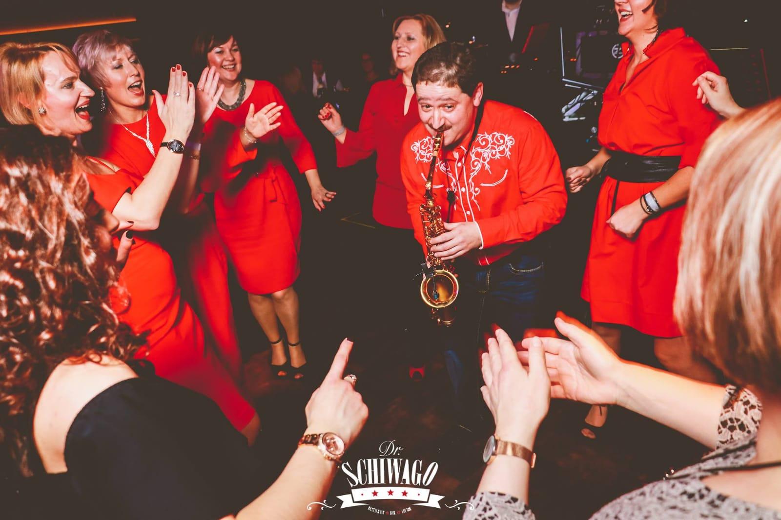 Saxophonmusik für Ihr Fest - верхняя