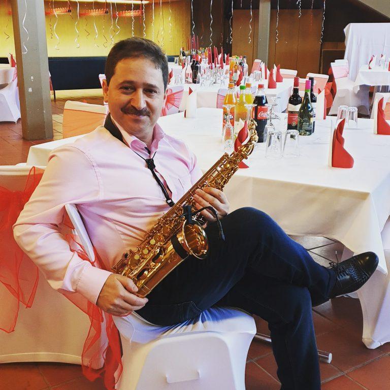 Saxophonmusik für Ihr Fest - нижняя